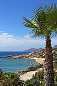 Paradise Beach an der Südküste der Insel Kos, Dodekanes