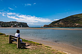 Leisure Island Lagoon, Knysna, Garden Route, South Africa, Africa