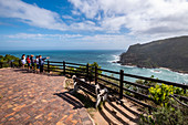 East Head View Point, Leisure Island Lagoon, Knysna, Garden Route, South Africa, Africa