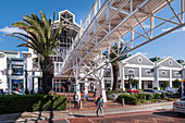 Victoria Wharf Shopping Center, Cape Town Waterfront, South Africa, Africa