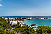 Camps Bay Beach in Cape Town, South Africa, Africa