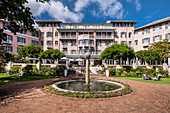 Mount Nelson Hotel in Cape Town, South Africa, Africa