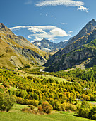 Montagne des Agneaux, Rhones Alpes, Hautes-Alpes, Frankreich