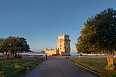 Torre de Belém, Tagus River, Lisbon, Portugal