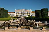 Palacio Nacional de Queluz, Lisbon, Portugal
