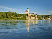 Schloss Schönbühel, Melk, Wachau, Donau, Niederösterreich, Österreich