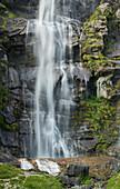 Wasserfall Acquafraggia, Borgnolo, Südtirol, Italien