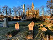 russischer Soldatenfriedhof, Bassinplatz, Potsdam, Land Brandenburg, Deutschland