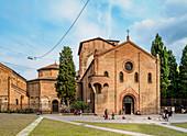 Basilica and Sanctuary of Santo Stefano, Bologna, Emilia-Romagna, Italy, Europe