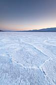 Salinen, Death Valley National Park, Kalifornien, Vereinigte Staaten von Amerika, Nordamerika