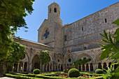 France, Aude, Narbonne, Fontfroide Abbey