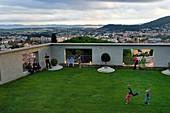France, Var, Hyeres, the Villa Noailles by architect Robert Mallet Stevens