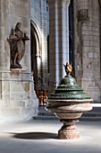 Frankreich, Somme, Abbeville, Collegiate Saint Vulfran 15. Jahrhundert, gotischer Stil