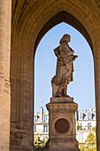 France, Paris, Saint Jacques tower