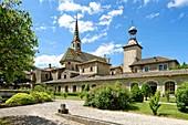Frankreich, Gard, St. Paulet de Caisson, Chartreuse de Valbonne (13. Jahrhundert) Historisches Denkmal