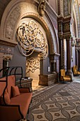 France, Rhone, Lyon, the new Fourviere hotel 4 stars is settled in an former convent