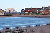Stadt North Berwick, East Lothian