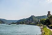 Schoenburg, Oberwesel, Upper Middle Rhine Valley, Rhineland-Palatinate, Germany
