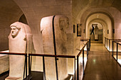 MIDDLE EASTERN ANTIQUITIES DEPARTMENT, THE LOUVRE, PARIS, FRANCE