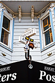 Haight Ashbury, San Francisco, California, USA
