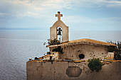 old chapel at Bonifacio, Corsica, France