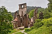 Klosterheiline Allerheiligen, Upper Lierbach Valley, near Oppenau, Northern Black Forest, Black Forest, Baden-Wuerttemberg, Germany, Europe