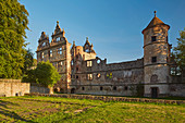 Former Benedictine monastery of St. Peter and Paul, castle ruin, Renaissance style, monastery Hirsau, Hirsau, Northern Black Forest, Black Forest, Baden-Wuerttemberg, Germany, Europe