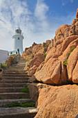 La Corbiere Lighthouse\nJersey\nChannel Islands, UK\nLA006021