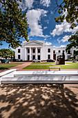 Stellenbosch town hall, Cape Winelands, South Africa, Africa