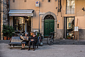 Downtown Lucca