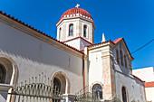 Helle Kapelle in der Altstadt von Rethymno, Norden Kreta, Griechenland