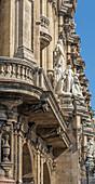 Aussenfassade des Gran Teatro de la Habana, Havanna, Kuba