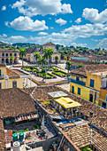 Downtown in Trinidad, Cuba
