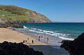 Coumeenoole Beach on the Dingle Peninsula, County Kerry, Ireland