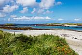 Glassillaun Beach, Connemara, County Galway, Ireland