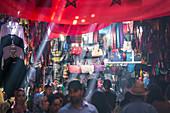 Im Souk von Marrakesch, Marokko