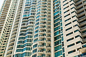 High-rise buildings on the ocean front, Panama City, Panama, Central America