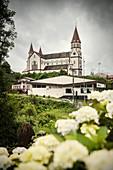 Iglesia del Sagrado Corazón de Jesús, Puerto Varas, Region de los Lagos, Chile, South America