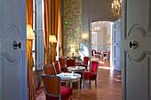 France, Bouches du Rhone, Aix en Provence, Mazarin quarter, rue Joseph Cabassol, Caumont Art Center, Chinese Room (Compulsory Mention)