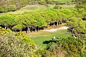 France, Corse du Sud, Bonifacio, Domaine et Golf de Sperone