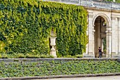 France, Gironde, Bordeaux, area listed as World Heritage by UNESCO, public garden dating from the 18th century, English park