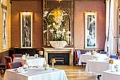 France, Gironde, Bordeaux, Intercontinental hotel Le Grand Hôtel, gourmet restaurant Pressoir d'Argent, Gordon Ramsay star restaurant open in 2015