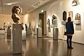 France, Paris, Guimet museum, Indian room