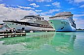 Kreuzfahrt-Terminal Saint John's, Antigua, Karibik, Mittelamerika