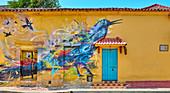 Caribbean Bird, Cartagena, Kolumbien, Mittelamerika