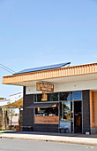 Alfresco Coffee Roasters, Moruya, NSW, Australia