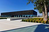 France, Gironde, Pauillac, Chateau Pedesclaux, Grand Cru Classe, renovated by the architect Jean Michel Wilmotte