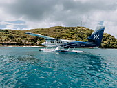 During a stay at the luxurious Kokomo Private Island  in Fiji