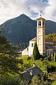 Church of Trarego, Viggiona, Lake Maggiore, Piedmont, Italy