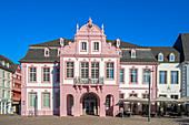 Palais Walderdorff at Domfreihof, Trier, Mosel, Rhineland-Palatinate, Germany